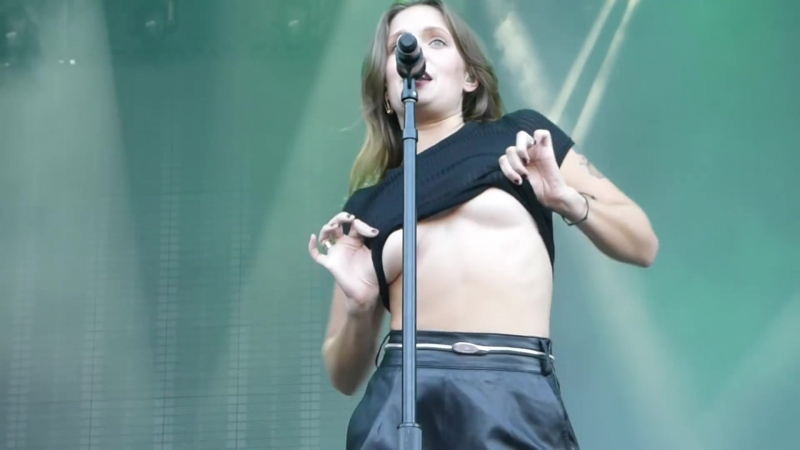 TOVE LO Sexy Music Midtown Atlanta TALKING BODY