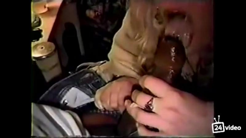 Часть 1. Видео 90 х годов. Частное. Первая SW блондинка Нина