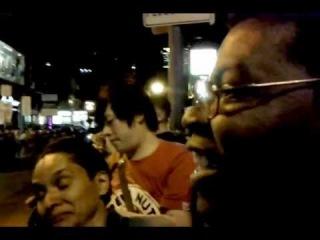 "Crazy Guy Screaming ""BUGATTI!"" - Gumball 3000 Rally 2012 (Original)"