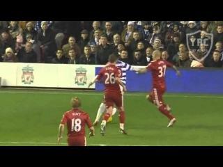 Daniel Agger and Martin Skrtel   Liverpool FC   2012/2013