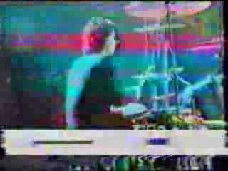 daniel lioneye - International P Lover LIVE Ville valo drums
