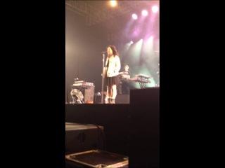 Soundcheck with Demi Lovato in Indonesia || Q&A