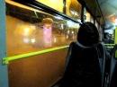 Поездка на автобусе ЛАЗ-А183 №5131 в Донецке, Украина