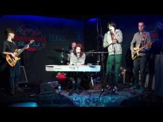Layna Shery with Alex Soloviev (harp) и Алексей Рябушев (guitar)