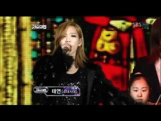 [1080P] 111229 가요대선 SM Town Orchestra CUT (SHINee, SuJu, TVXQ, F(x), TRAX, SNSD, EXO, GRACE)