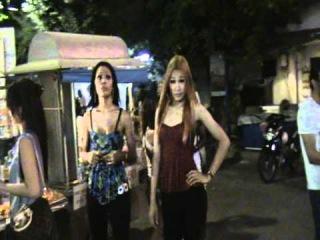 Паттайя ( Волкин Стрит ) Pattaya ( Walking Street ) март 2012 ( часть 2 )
