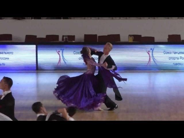 Sergey Avenirov Olga Nayanova Final Viennese Waltz