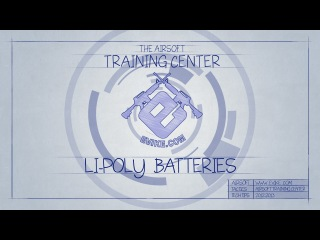 EvikeTV [The Training Center] - Lithium Polymer Batteries 101