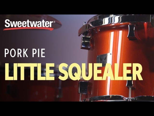 Pork Pie Percussion Little Squealer 4 piece Shell Pack with Snare Review