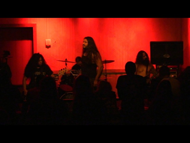 DISGORGE *newsong* Invoked Creation of the Unseen [HD] H.O.B. SD 1162015
