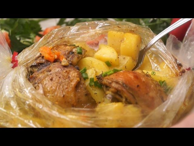 Ужин без возни Хозяйка отдыхает Вся семья влюбится в это блюдо