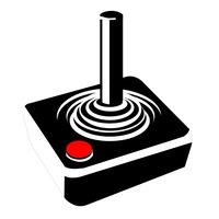 Логотип Retro Game Show / Видеоигры / Ностальгия