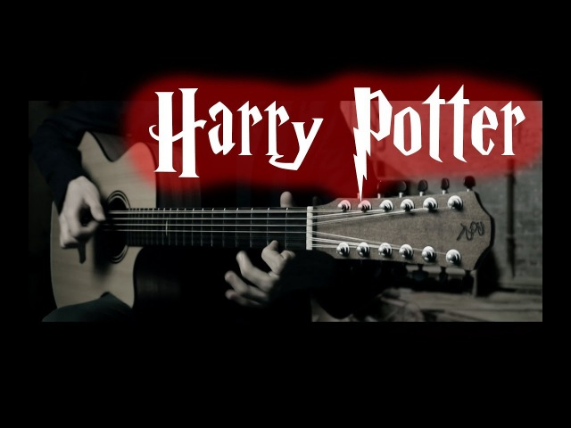 Harry Potter OST Powerful 12 String Fingerstyle