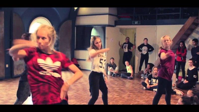 Jordy Sparidaens Burn It Up Choreography Janet Jackson