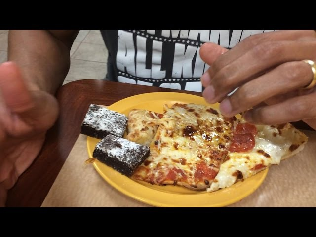 CiCi's Pizza Restaurant Review @hodgetwins