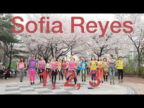 ZUMBA Sofia Reyes 1 2 3 @Mellisa Choreography ZUMBARELLA