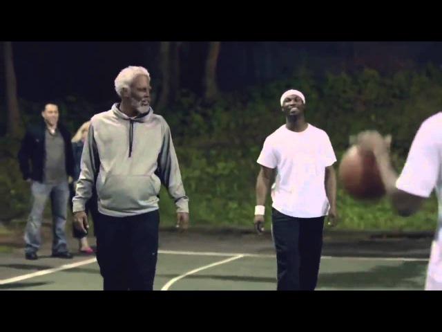 Игрок NBA.(Пранк Часть 1)Или дедушкО, покажи мне пару финтов.