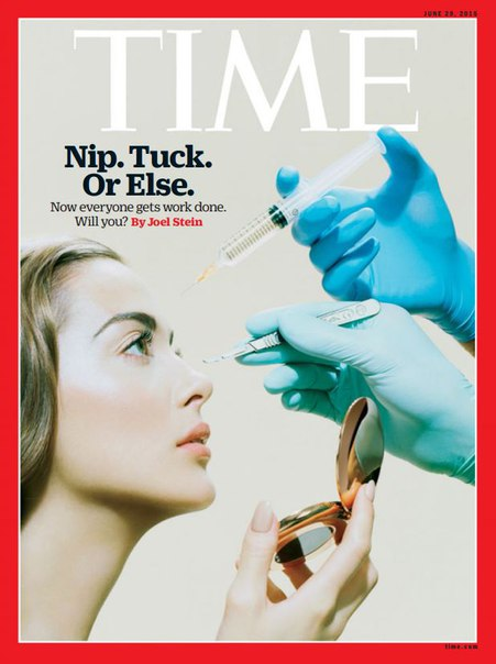 Time Magazine - June 29 2015