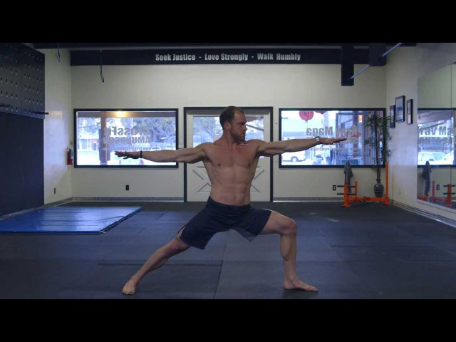 CrossFit Amundson - Yoga Workshop 1