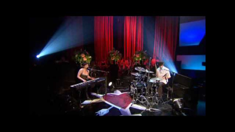The Dresden Dolls My Alcoholic Friends live on Jools Holland 160607