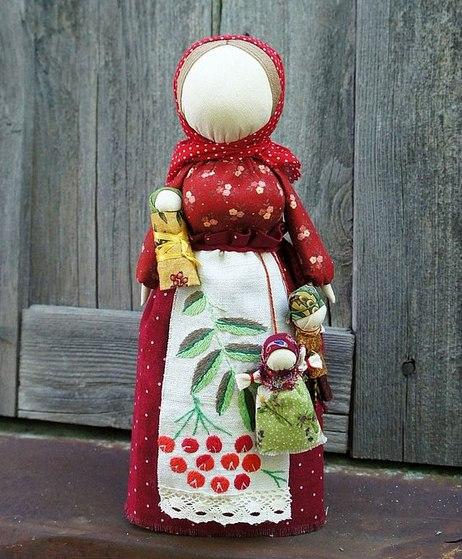 Кукла рябинка в картинках