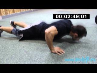 Быстро похудеть и повысиить выносливость, с помощью табата тренировки. Тraining Kyokushin Karate