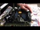 Замена масла в АКПП серии 722 6 Mercedes w210 Чистим блок управления промываем гидроблок