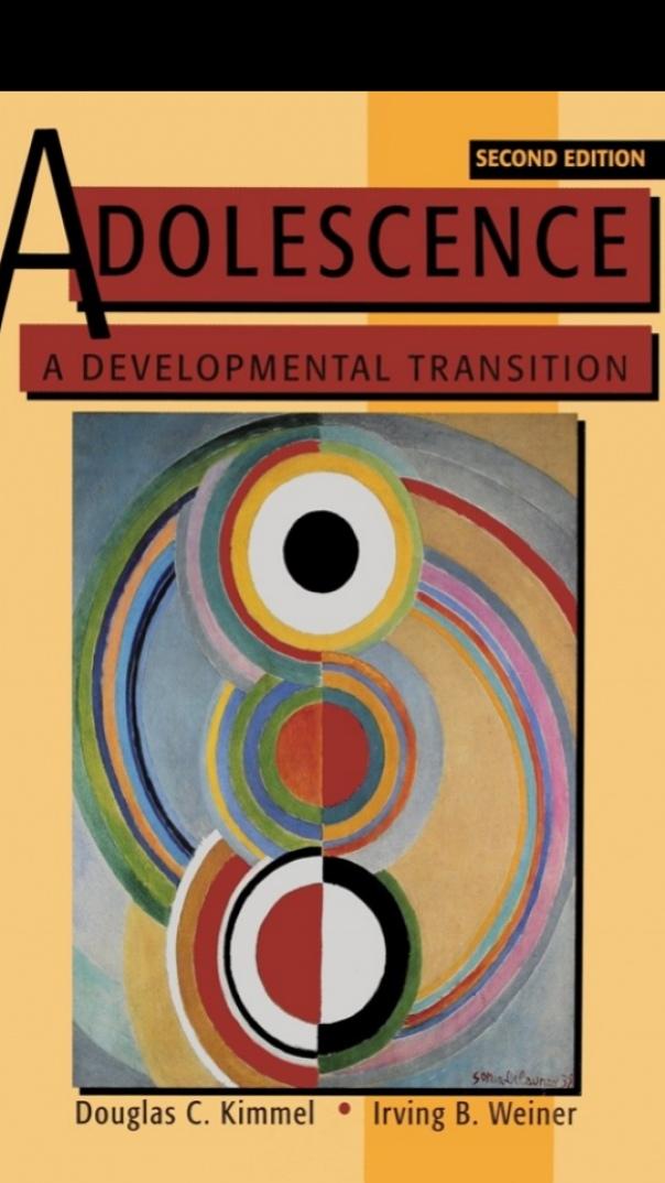 adolescence  a developmental transition