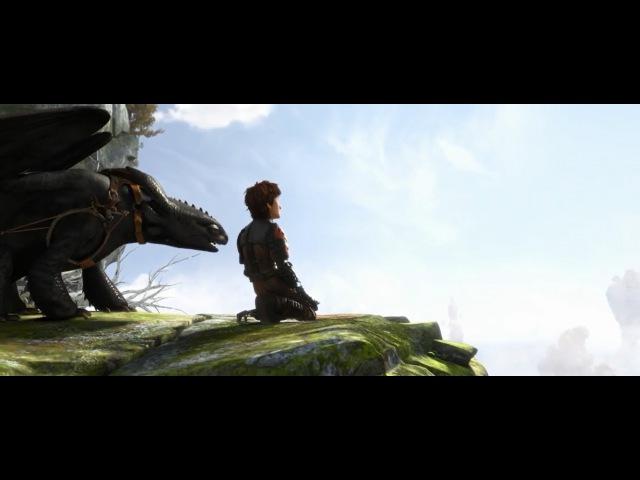 Alexander Rybak INTO A FANTASY official soundtrack for How To Train Your Dragon 2