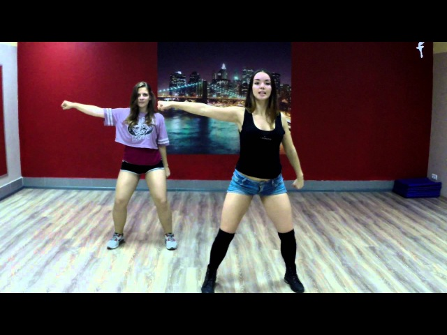 Обучалка реггетон. Урок 3. Юлия Пенч Танцуйте вместе с нами! Franco El Gorila – Love Machine