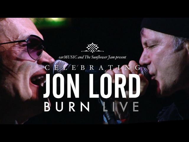 Celebrating Jon Lord 'Burn' Dickinson Hughes Paice Airey Wakeman Official Video Preview