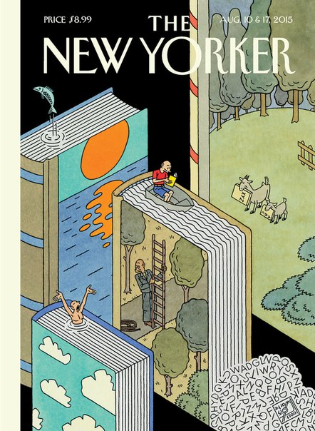 The New Yorker - August 10, 2015  USA
