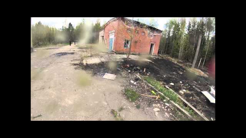 3) пейнтбол\Paintball ''Shoker '' GoPro 03.05.14