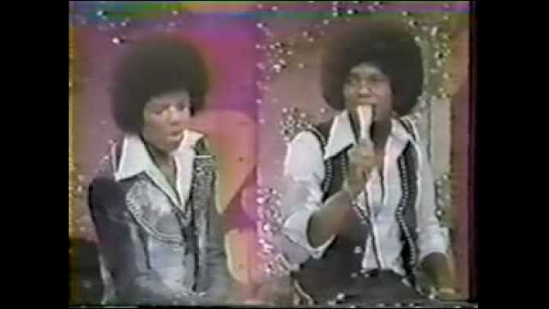 The Jackson 5 - Killing Me Softly (@ The Cosby Show 1974)