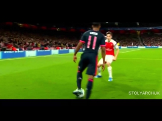 Douglas Costa vs Arsenal Amazing Skill (Vine) • Arsenal vs Bayern Munich 2015 Champions League