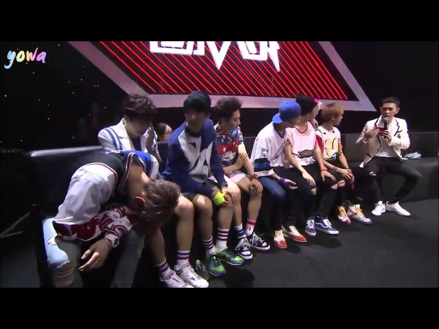 150811 GOT7 BNior ~JB × Jr.~ moments