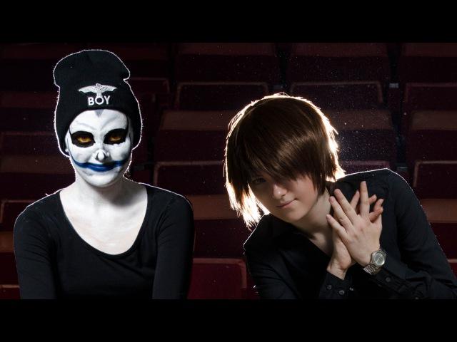 G-DRAGON X TAEYANG - GOOD BOY (Death Note CMV)