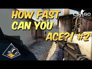 How Fast Can You ACE?! #2