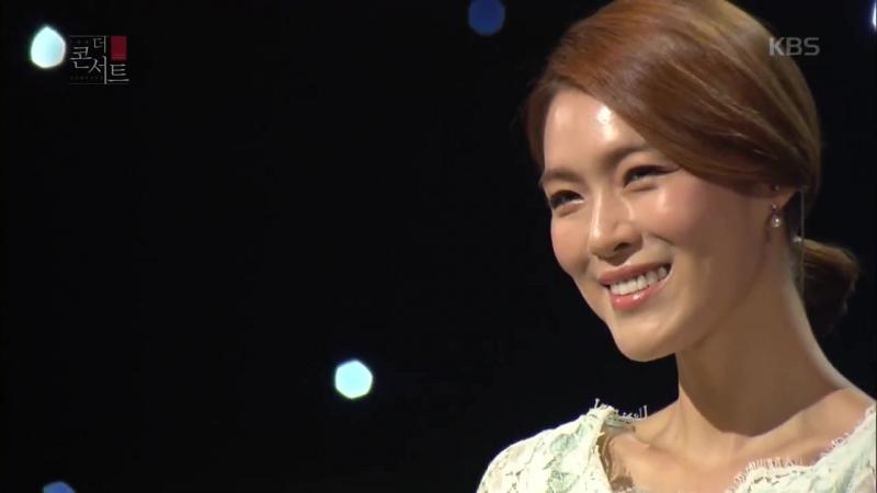 HIT 문화빅뱅 더 콘서트 가희 뮤지컬 보니 앤드 클라이드 中 춤출까요 20150923