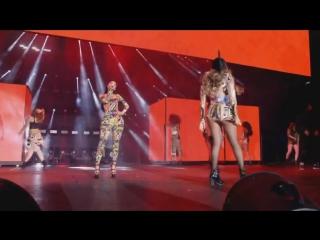 Beyonce ft. Nicki Minaj - Flawless (Live - On The Run Tour) (2014)