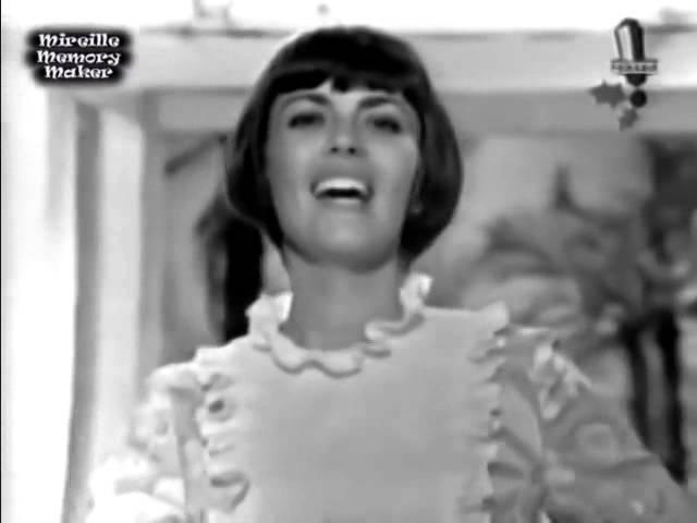Мирей Матье «Прости мне этот детский каприз» — Mireille Mathieu «Pardonne moi ce caprice denfant»
