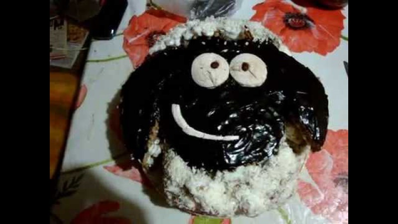 торт барашка Тимми Timmy Time Cake