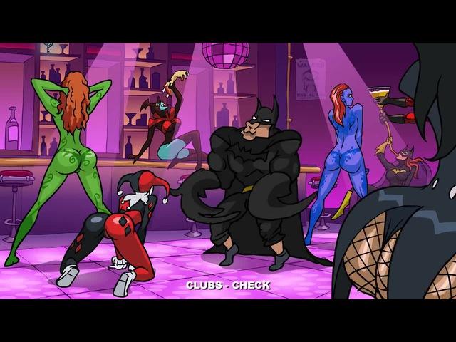 BATMEN in the club