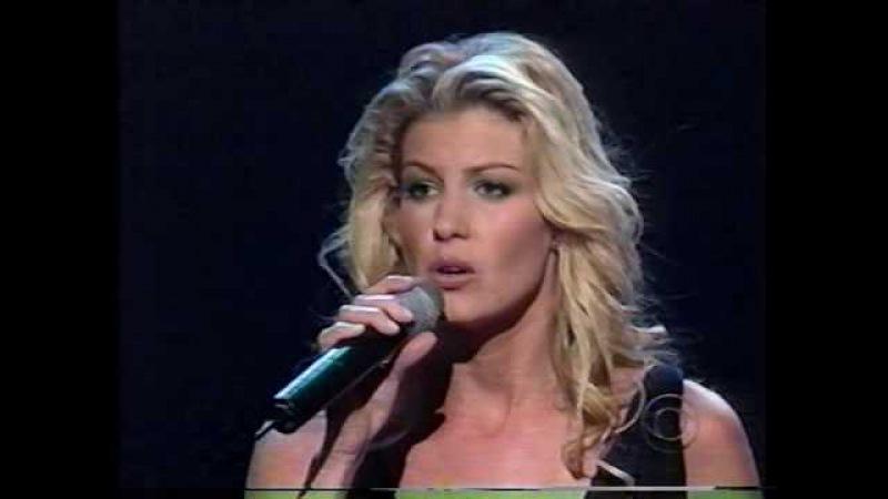 Let's Make Love Faith Hill Tim McGraw LIVE ACM 2000