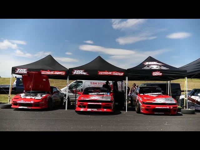 Team Redmist British Drift Championship 2016 Teesside Autodrome