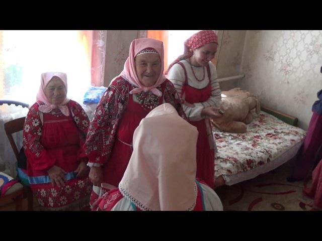 ансамбль Купалочки Сапожковского района Рязанской области