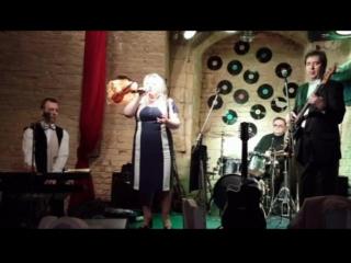 Прекрасная актриса,певица Людмила Шаронова Этот мир придуман не нами, Эхо любви.В еврейском клубе Шагал.17 апреля 2016 г