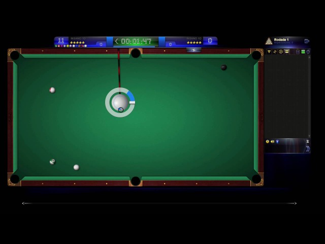 INSANO STRAIGHT POOL