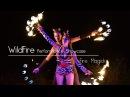Fire Magick Fire Fans WildFire Performance Showcase