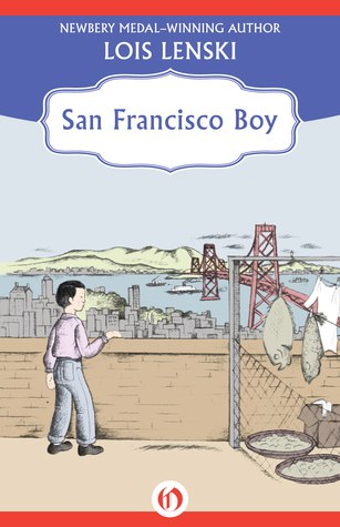 Lois Lenski - San Francisco Boy